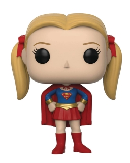 Friends POP! - figúrka Phoebe as Supergirl 9 cm