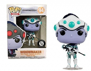 Overwatch POP! - figúrka Widowmaker LC Exclusive 10 cm