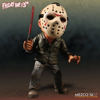 Friday the 13th - figúrka Deluxe Stylized Jason 15 cm