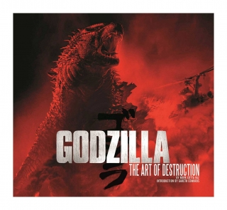 Godzilla - art book The Art of Destruction