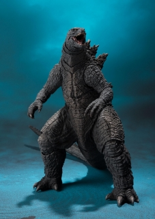 Godzilla: King of the Monsters 2019 - figúrka S.H. MonsterArts Godzilla 16 cm