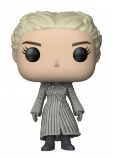 Game of Thrones POP! - figúrka Daenerys (White Coat) 9 cm