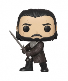 Game of Thrones POP! - figúrka season 8 Jon Snow 9 cm