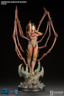 StarCraft II - socha Kerrigan Queen of Blades 63 cm