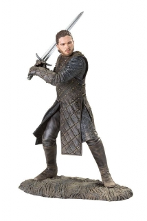 Game of Thrones - figúrka Jon Snow Battle of the Bastards 20 cm