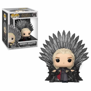 Game of Thrones POP! - figúrka Daenerys on Iron Throne 15 cm