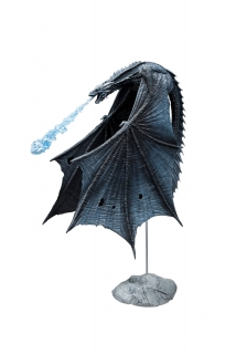 Game of Thrones - figúrka Viserion (Ice Dragon) 23 cm