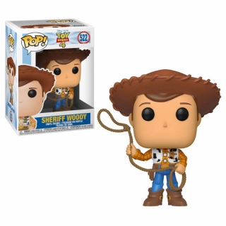 Toy Story 4 POP! - figúrka Woody 9 cm