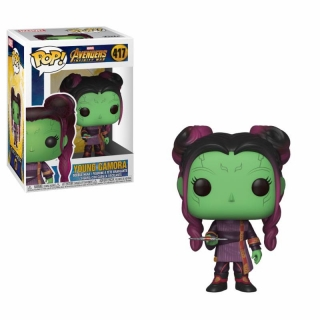 Avengers Infinity War POP! - figúrka Young Gamora with Dagger 9 cm