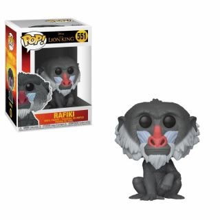 The Lion King (2019) POP! - figúrka Rafiki 9 cm