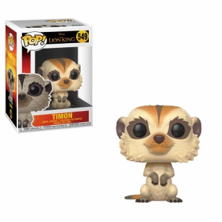 The Lion King (2019) POP! - figúrka Timon 9 cm