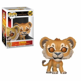 The Lion King (2019) POP! - figúrka Simba 9 cm