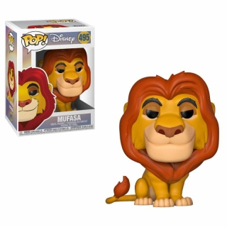 The Lion King POP! - figúrka Mufasa 9 cm