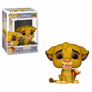 The Lion King POP! - figúrka Simba 9 cm