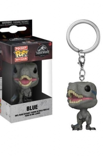 Jurassic World 2 Pocket POP! - vinylová kľúčenka Blue 4 cm