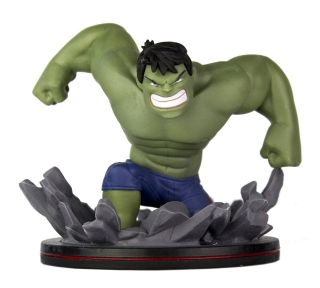 Marvel Comics Q-Fig - figúrka Hulk 9 cm
