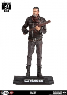 The Walking Dead - figúrka Negan Exclusive Bloody Edition 18 cm