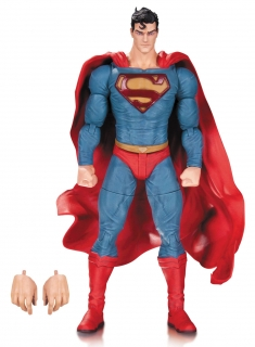 DC Comics Designer - figúrky Superman (Lee Bermejo) 17 cm