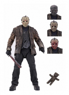 Freddy vs. Jason - figúrka Jason Voorhees 18 cm