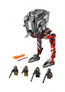 LEGO Star Wars The Mandalorian - stavebnica AT-ST Raider