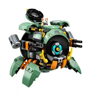 LEGO Overwatch - stavebnica Wrecking Ball