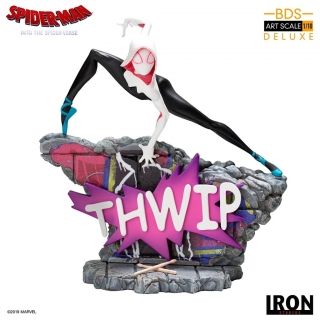 Spider-Man: Into the Spider-Verse - socha BDS Art Scale Gwen Stacey 17 cm
