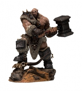 Warcraft: The Beginning - socha Orgrim (Standard Version) 27 cm