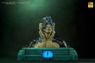 The Shape of Water - busta Amphibian Man 71 cm