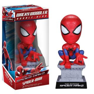 The Amazing Spider-Man 2 - bobble head wobbler Spider-Man 18 cm
