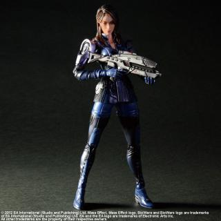 Mass Effect - figúrka Ashley Williams 22 cm