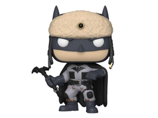 Batman 80th POP! - figúrka Red Son Batman (2003) 9 cm