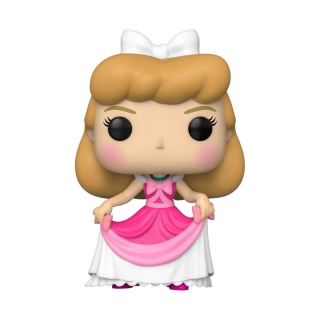 Cinderella POP! - figúrka Cinderella (Pink Dress) 9 cm