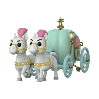 Cinderella POP! - figúrka Cinderella's Carriage 9 cm