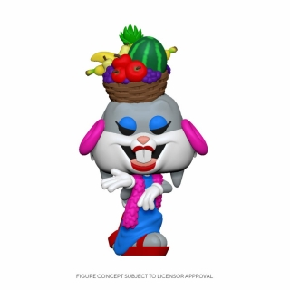 Bugs Bunny 80th Anniversary POP! - figúrka Bugs in Fruit Hat 9 cm