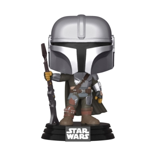 Star Wars The Mandalorian POP! - figúrka The Mandalorian 9 cm