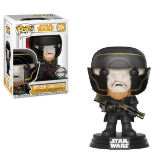 Star Wars Solo POP! - bobble head Dryden Henchman 9 cm