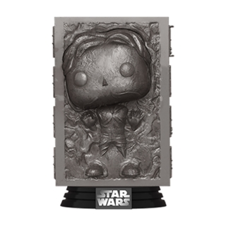 Star Wars POP! - figúrka Han in Carbonite Empire Strikes Back 40th Anniv. 9 cm