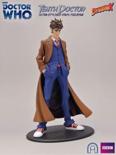 Doctor Who - soška 10th Doctor 23 cm