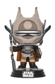 Star Wars Solo POP! - bobble head Enfys Nest 9 cm