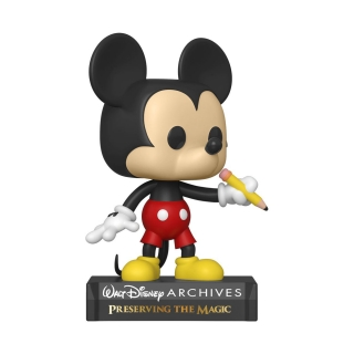 Mickey Mouse POP! - figúrka Classic Mickey 9 cm