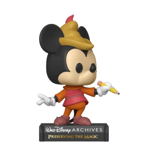 Mickey Mouse POP! - figúrka Tailor Mickey 9 cm