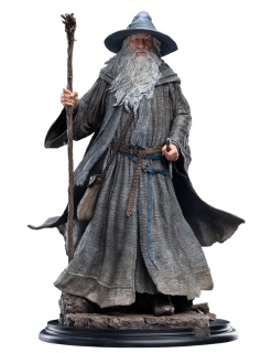 Lord of the Rings - soška Gandalf the Grey Pilgrim (Classic Series) 36 cm