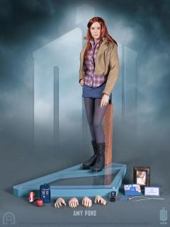 Doctor Who - figúrka Amy Pond 30 cm