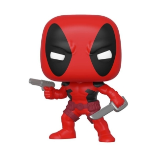 Marvel 80th POP! - figúrka Deadpool (First Appearance) 9 cm