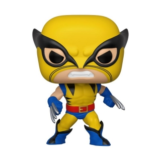 Marvel 80th POP! - figúrka Wolverine (First Appearance) 9 cm