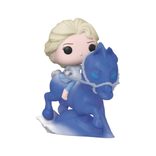 Frozen 2 POP! - figúrka Elsa Riding Nokk 18 cm