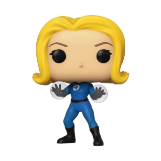 Fantastic Four POP! - figúrka Invisible Girl 9 cm