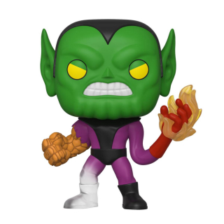 Fantastic Four POP! - figúrka Super-Skrull 9 cm
