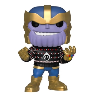 Marvel Holiday POP! - figúrka Thanos 9 cm