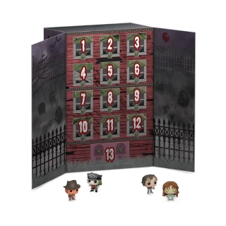13 Day Spooky Countdown Pocket POP! - figúrky Advent Calendar